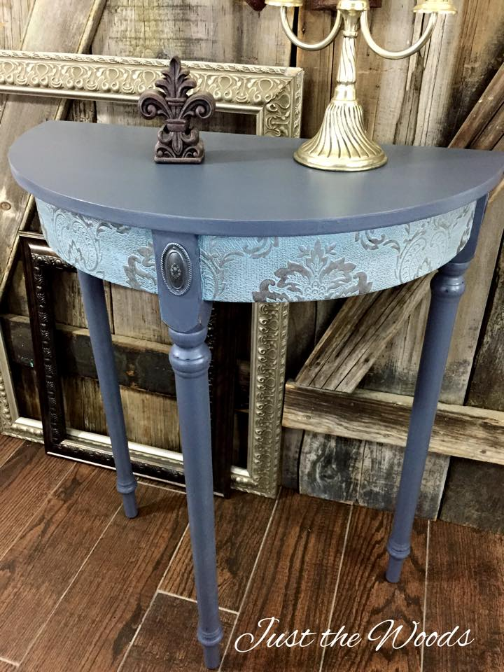 Textured Accent Table $150
