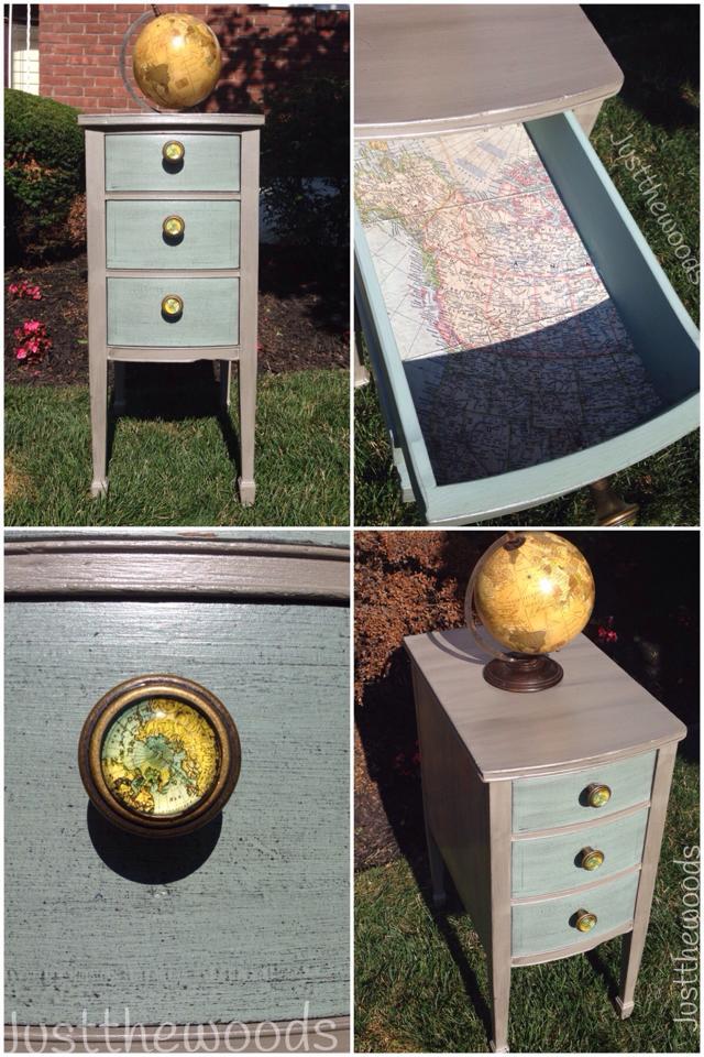 globe-collage