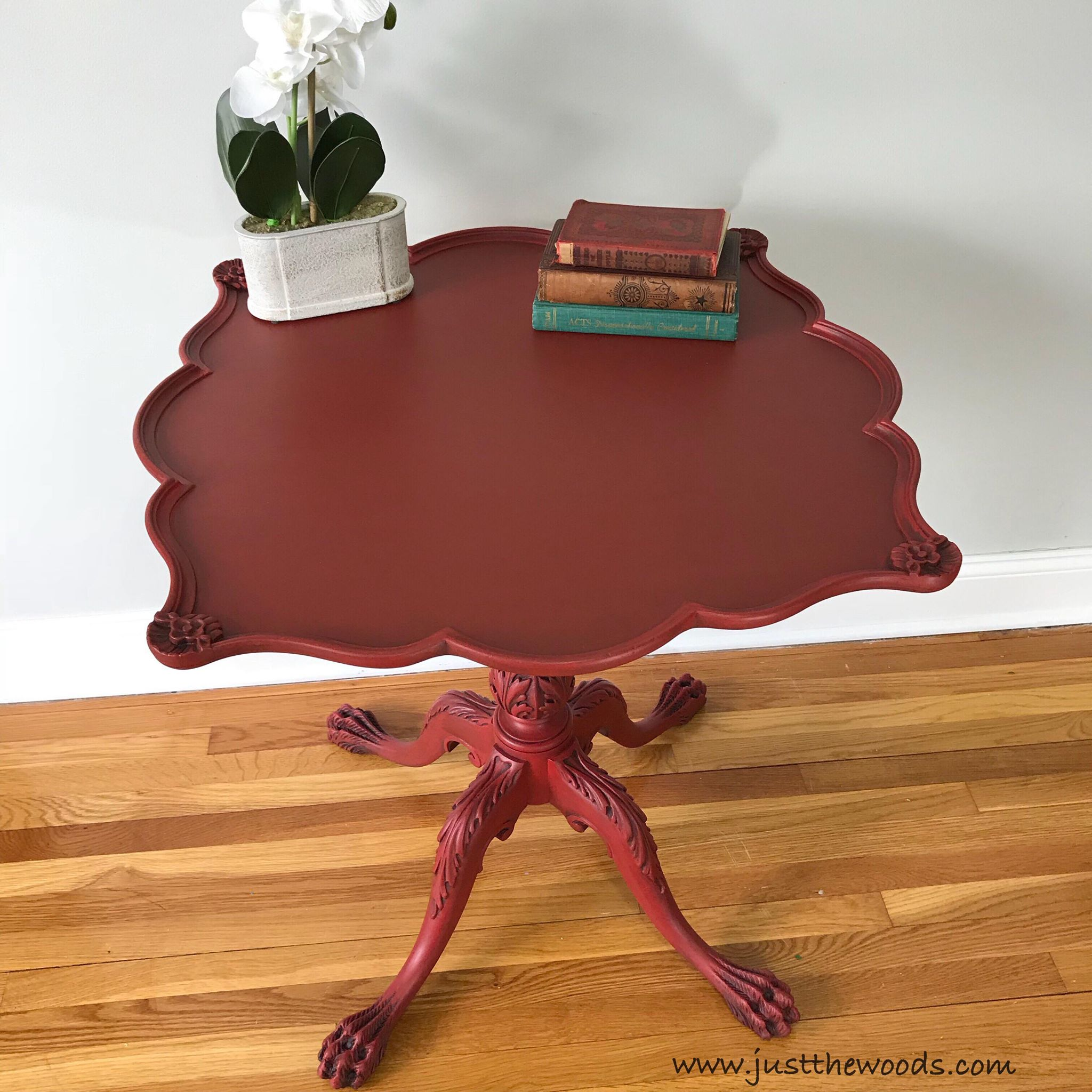 red-painted-furniture-staten-island