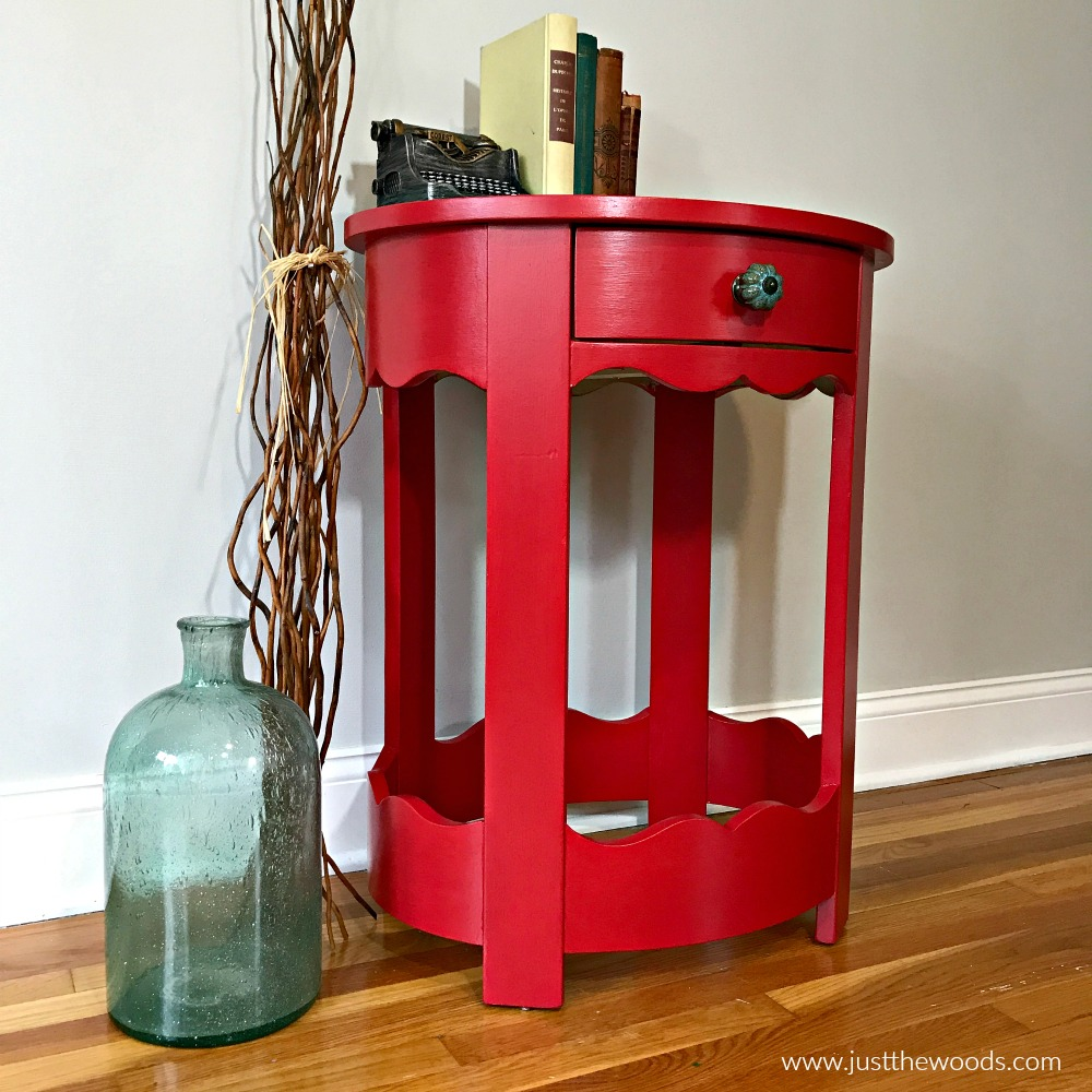 red-painted-table-staten-island