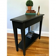 black-painted-table
