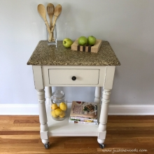 painted-kitchen-cart