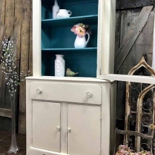 Shabby Chic Painted Cupboard