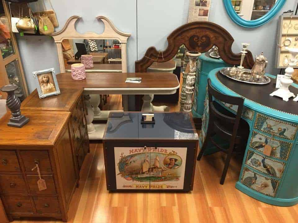 just the woods, booth, keyport, nj, clementines, west front emporium