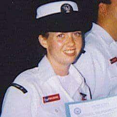 Navy Whites
