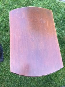 Mahogany tables, unfinished tables, vintage furniture, nyc, painted furniture