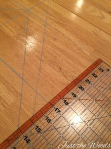 Measuring Stencil Placement