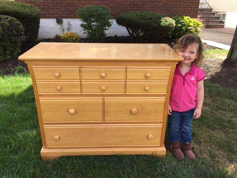 unfinished dresser, shabby chic, painted furniture