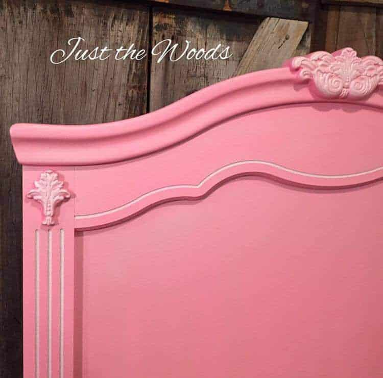 Using a Paint Sprayer to Paint a Headboard