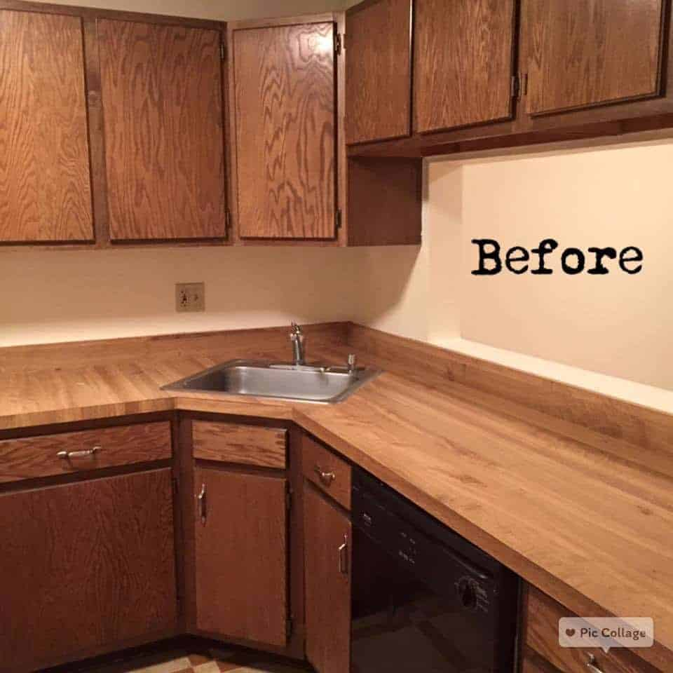 Custom Painted Kitchen Cabinets Furniture Just The Woods Staten Island Nyc