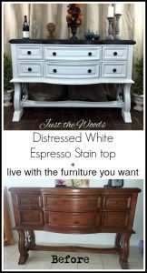 painted-white-buffet