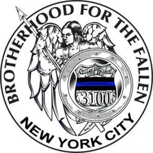 NYPD thin blue line charity