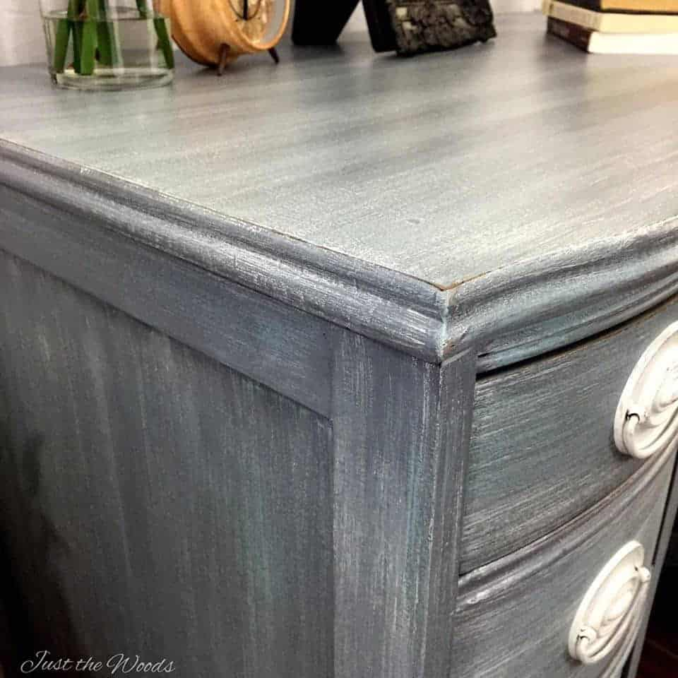 How to Layer, painted Furniture, shabby chic desk, vintage desk