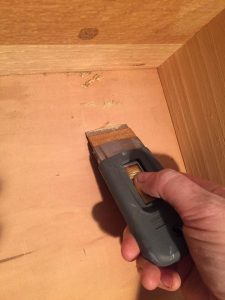 remove dirt from furniture, old desk, shabby chic, vintage