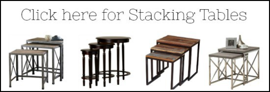 wayfair nesting tables, stacking tables, nesting tables, for sale, stackable tables