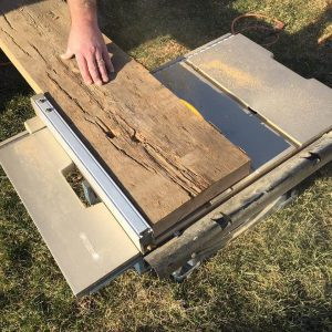 Table Saw, Reclaimed Wood, How To Build A Farm Table, Barn Wood