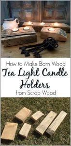 how-to-tea-light-candle-holders, make tea light candle holders,