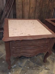 Vintage Marble Top Tables, painted furniture, pure and original, just the woods, staten island, gustavian style, romantic