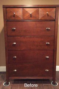 modern dresser, tallboy, staten island, unfinished dresser