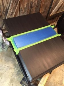 Thin Blue Line Furniture