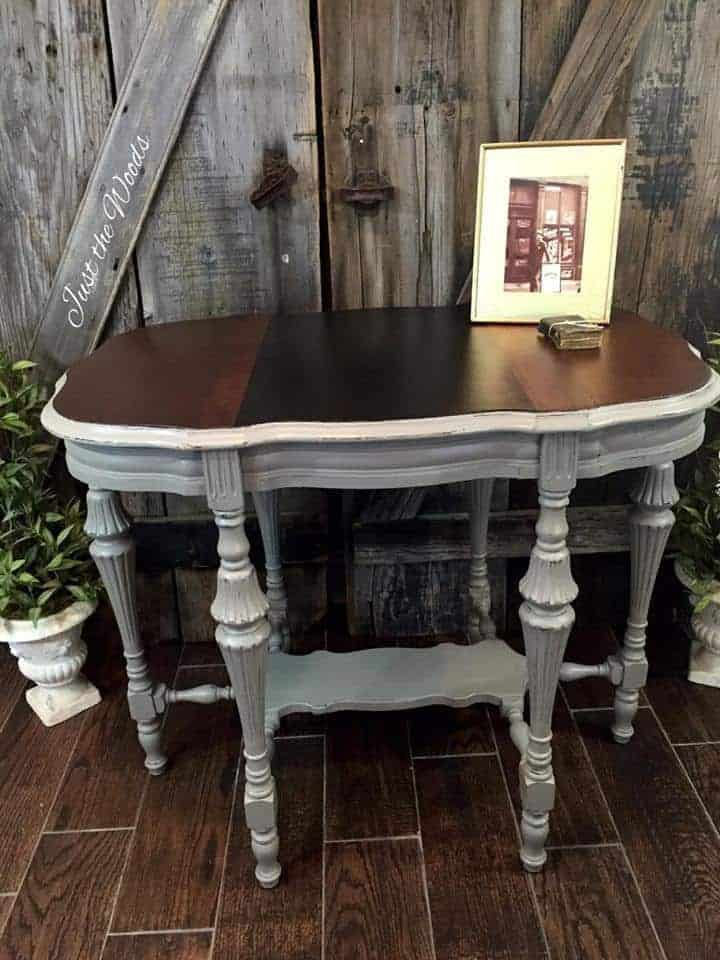 parlor table, antique, vintage furniture, staten island, ny, shabby chic,