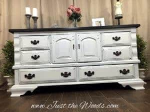 shabby chic dresser, vintage dresser, staten island, nyc, nj, chalk paint, pure home paint