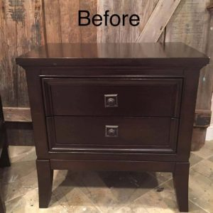 unfinished end tables, modern nightstands