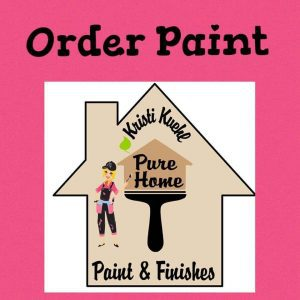 Order Pure Home Paint from Just the Woods