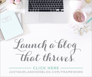 how to start a blog, building a framework, how to blog