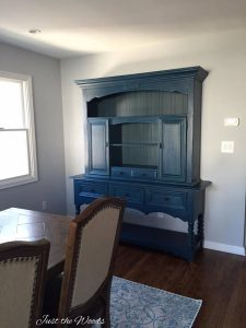 thomsville painted sideboard, , nyc, staten island, nj, painted furniture, forever home