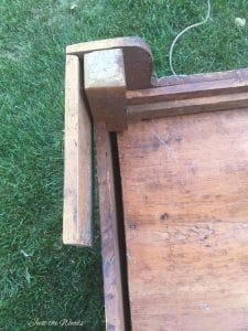 repair antique furniture, old wood, storage trunk, antique wood chest