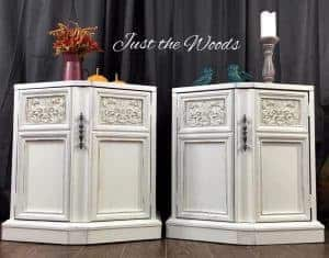 Affordable Back Drop Options by Just the Woods