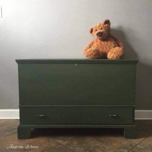 antique storage, painted furniture, shabby chic, toy box, staten island