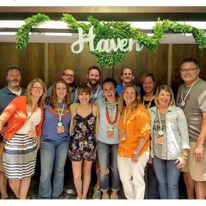 Haven Mentor group with Bower Power Blog