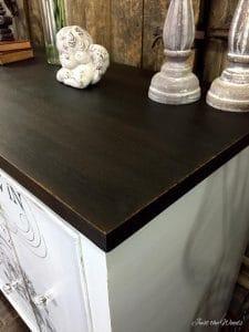 espresso stain, dark stain, painted furniture, teak stain, staten island