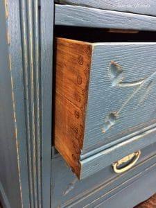 Painted Eastlake dresser, eastlake, painted dresser, vintage dresser, chabby chic