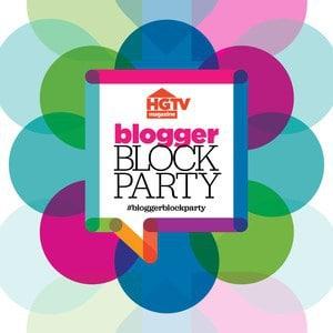 HGTV Blogger Block Party 2016