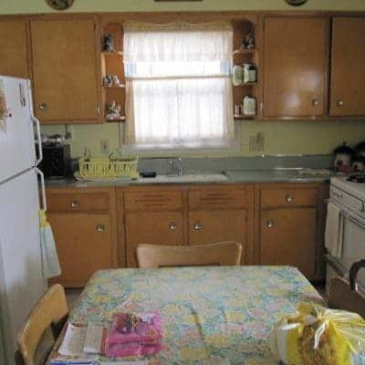 Kitchen Remodel – Original 1950s to Today