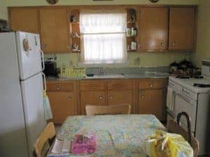 Kitchen Remodel, original kitchen, vintage kitchen