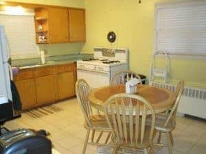 Kitchen Remodel, Original kitchen, staten island