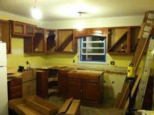 kitchen remodel, kitchen cabinets, chestnut cabinets