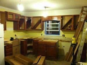 kitchen remodel, kitchen cabinets, chestnut cabinets