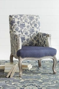 Indy arm chair