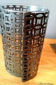 DIY Using Decorative Tin