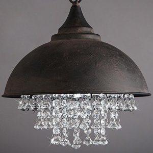 industrial crystal light