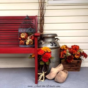Porch Decor for Small porch