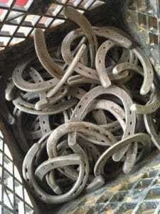 used horseshoes