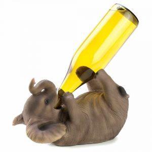 elephant-wine-holder