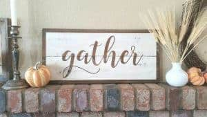 gather-sign