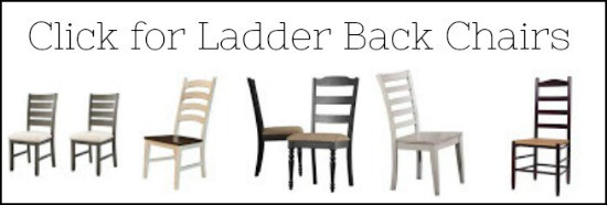 ladder back chairs for sale